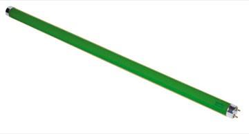 Tub fluorescent LOHUIS, T8, G13, 18W, 600 mm, 8000 ore, lumina verde