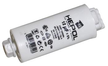 Condensator HEPOL, 250V, 12 mF