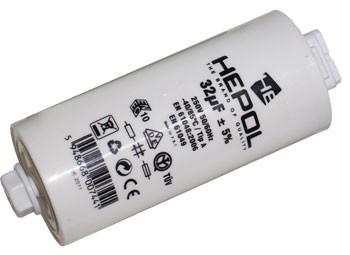 Condensator HEPOL, 250V, 32 mF
