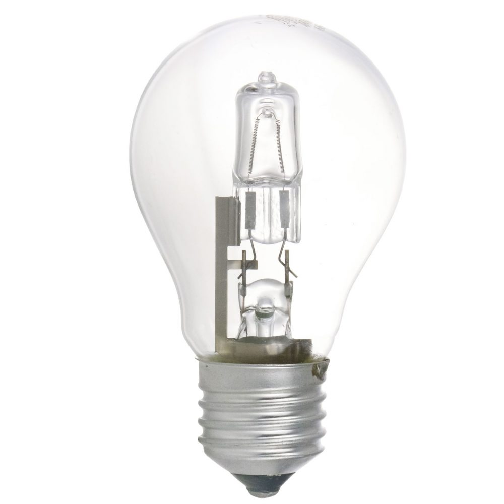 Bec halogen LOHUIS, forma A60, E27, 105W, 2000 ore, lumina calda