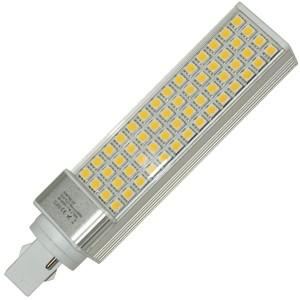 Bec LED LOHUIS, forma PLC, G24d3, 11W, 30000 ore, lumina rece
