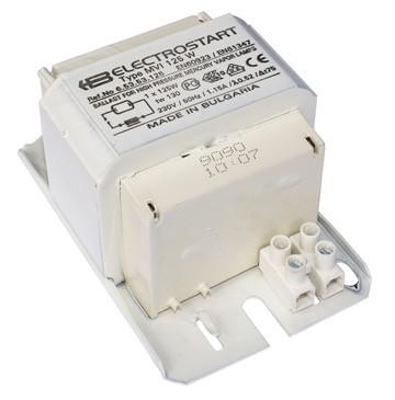 Balast electromagnetic ELECTROSTART, B2, 125W, mercur