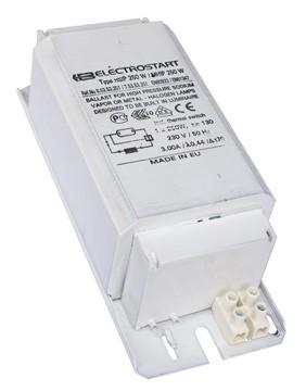 Balast electromagnetic ELECTROSTART, B2, 250W, iodura/sodiu