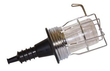 Lampa de lucru HEPOL CSD-2, E27, 1x60W