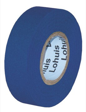 Banda izolatoare LOHUIS, 19mm x 19m, albastra