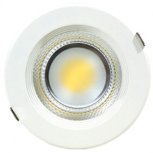 Spot LED COB HEPOL, 145mm, 15W, lumina calda