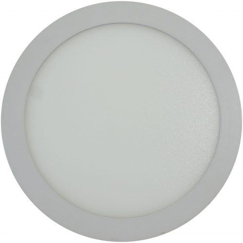 Spot LED HEPOL, rotund, Aparent/PT, 220mm, 18W, lumina calda