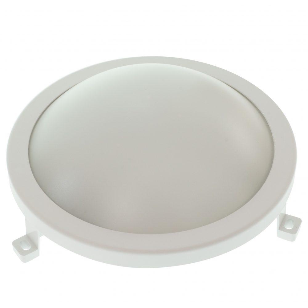 Aplica LED rotunda HEPOL, aparent/PT, 12W, lumina neutra