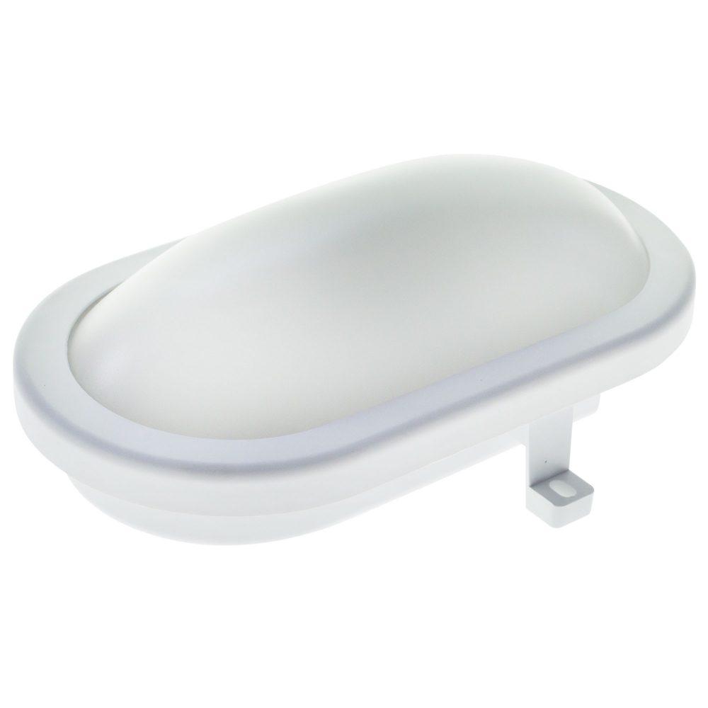 Aplica LED ovala HEPOL, aparent/PT, 12W, lumina neutra