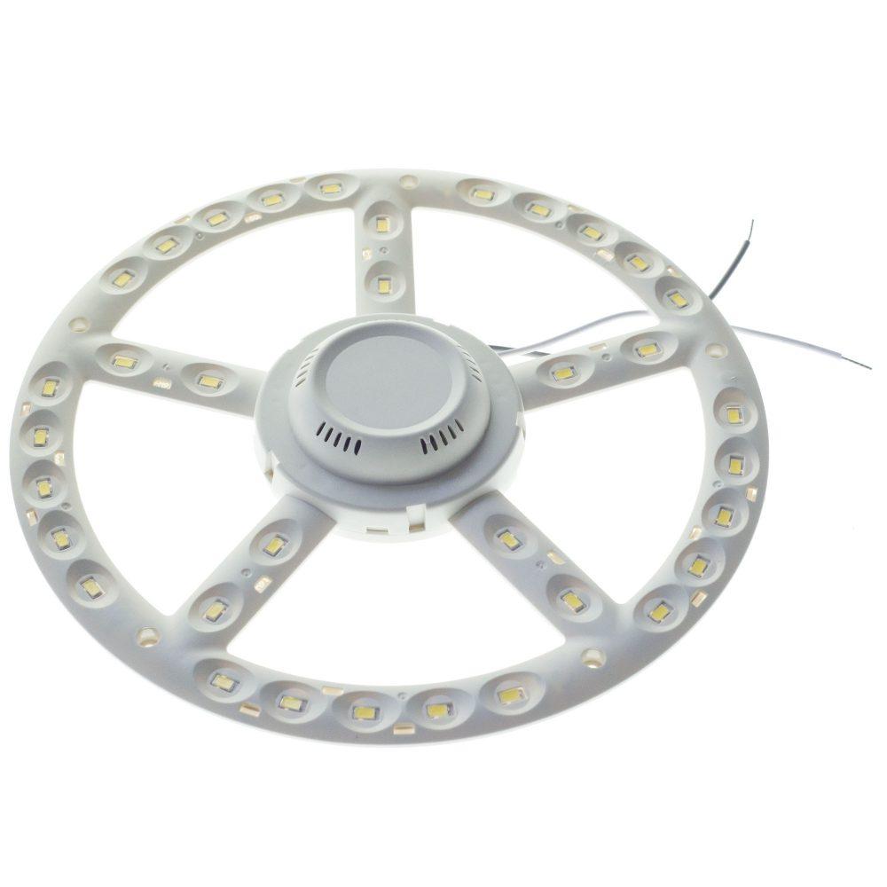 Modul LED LOHUIS, 220mm, 18W, 25000 ore, lumina rece