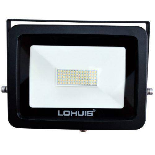 Proiector LED LOHUIS, APOLLO, IP65, 50W, negru, lumina rece