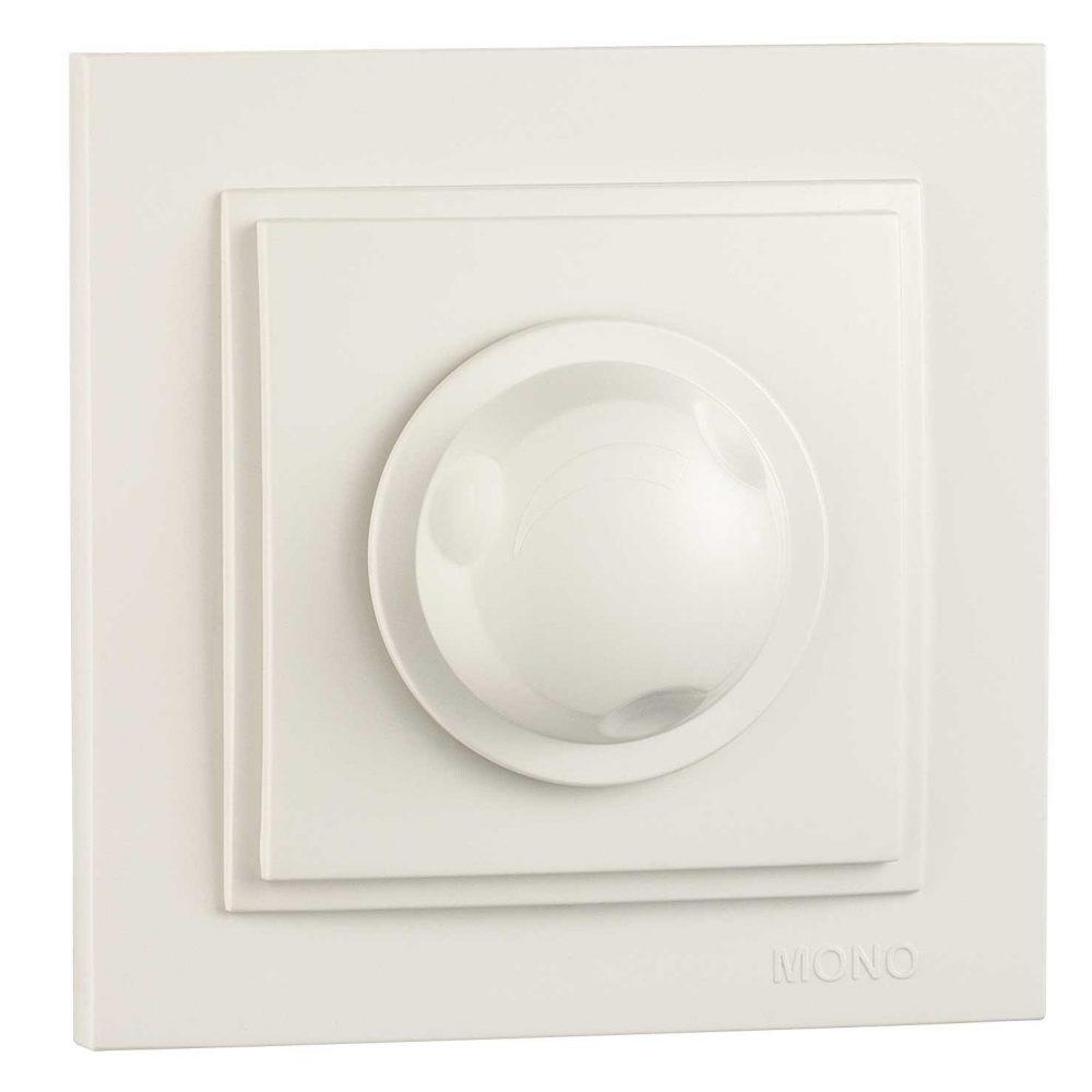 Variator Mono Electric, DESPINA, 800W, ingropat/ST, alb