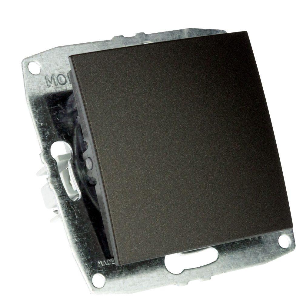 Mecanism Intrerupator simplu Mono Electric, ingropat/ST, FUME