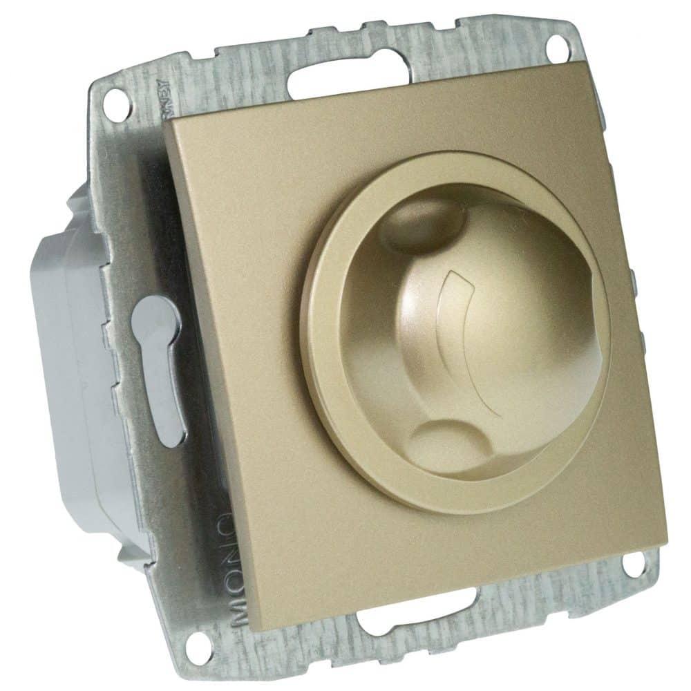 Mecanism Variator Mono Electric, 800W, ingropat/ST, TITANIUM