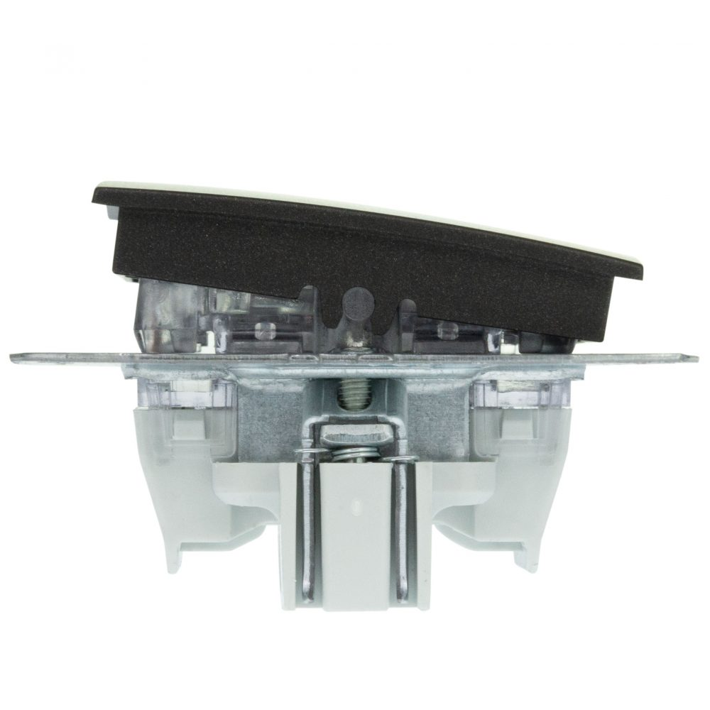 Mecanism Intrerupator dublu Mono Electric, ingropat/ST, FUME