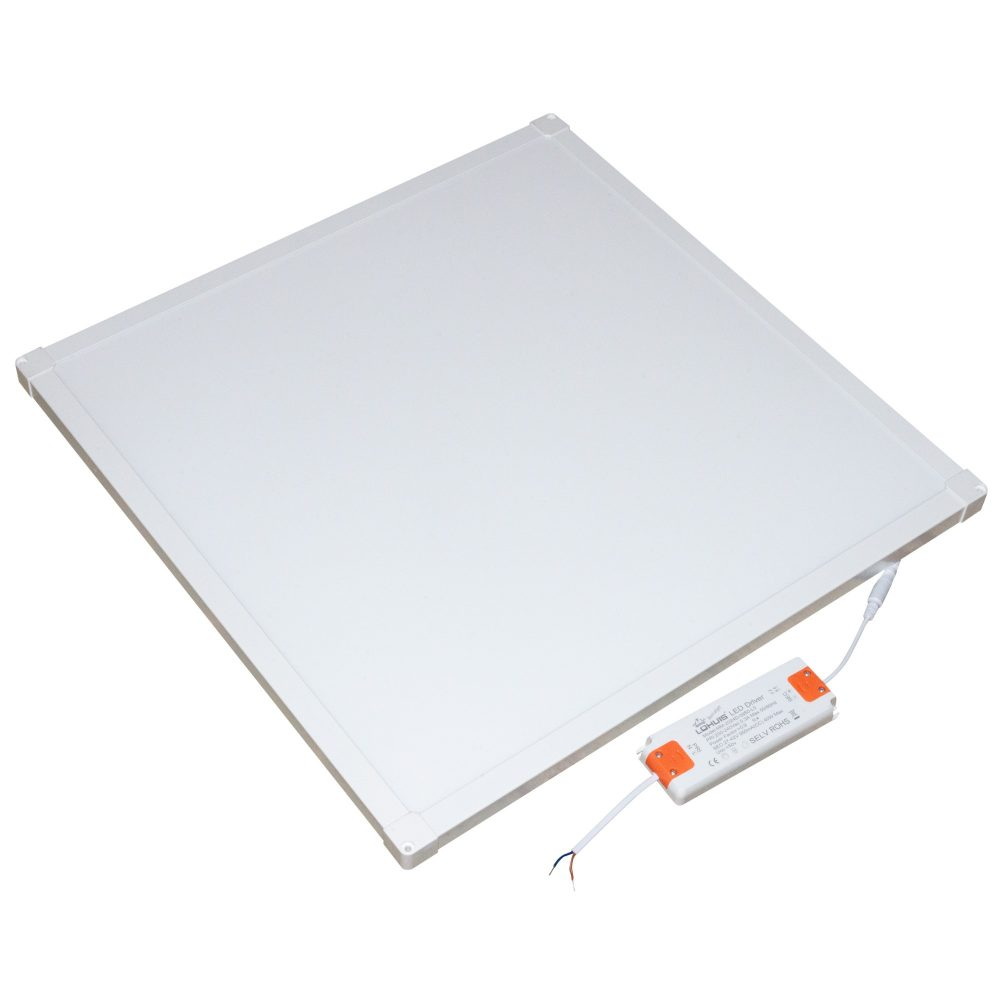 LED Panel SLIM PT, 40W, 6500K, 600x600mm
