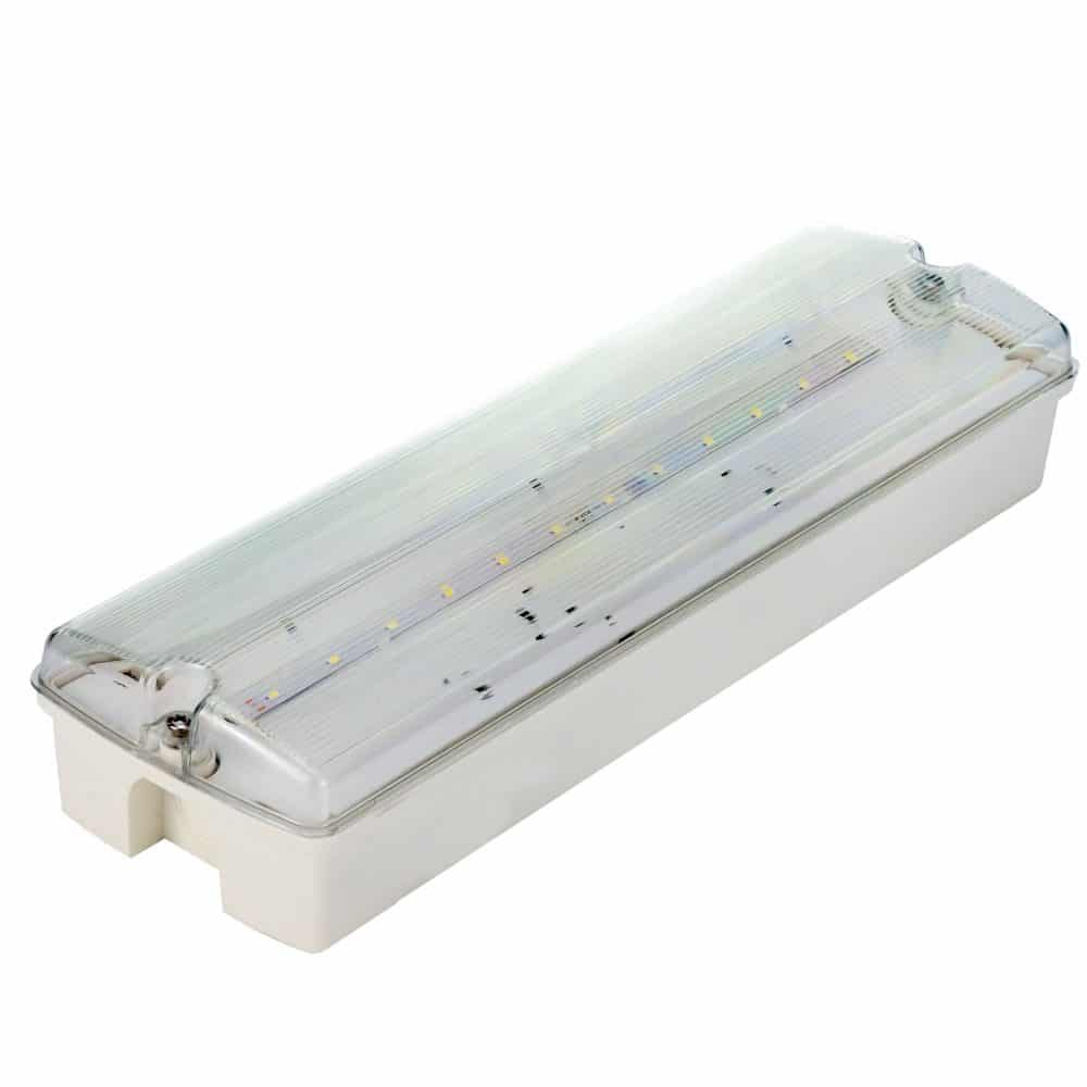 Corp emergenta LED HEPOL, 4W