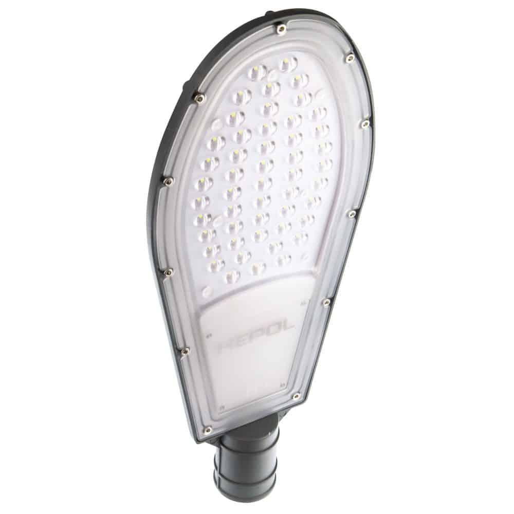 Corp iluminat stradal LED LOHUIS MINI, 50W, lumina rece