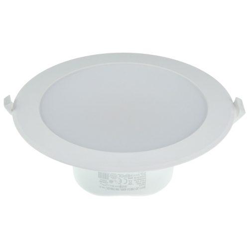 Spot LED rotund HEPOL, OMEGA, incastrat/ST, 18W, dimabil, temperatura de culoare ajustabila